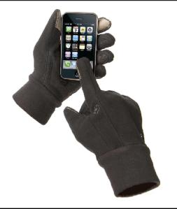 Tavo iPhone Glove