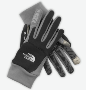 Northface ETip iPhone glove