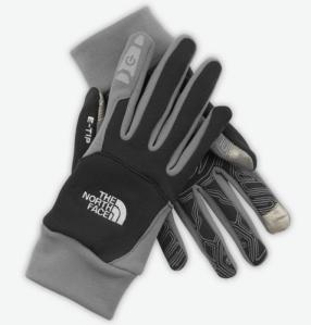 Northface ETip iPhone glove
