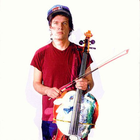 Arthur Russell with Cello